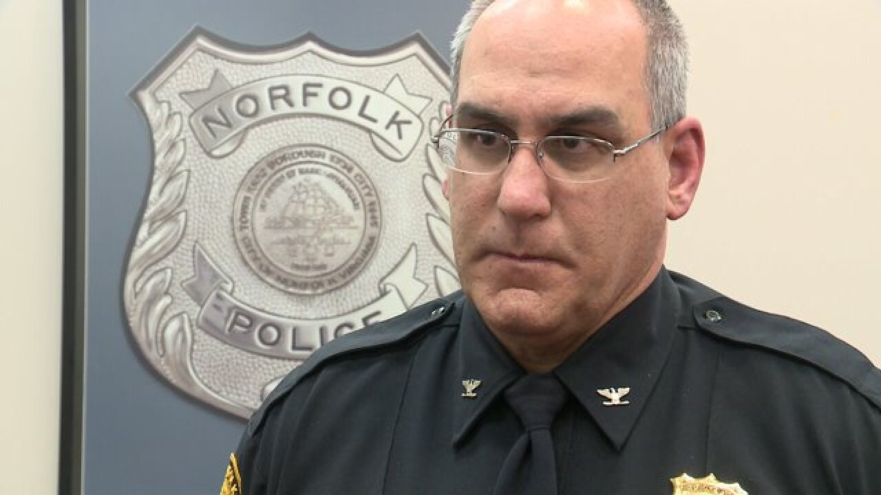 Norfolk Police Chief Michael Goldsmith promoted to Deputy City Manager