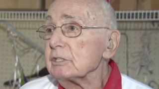 VIDEO: 101-year-old working man has all the advice you need
