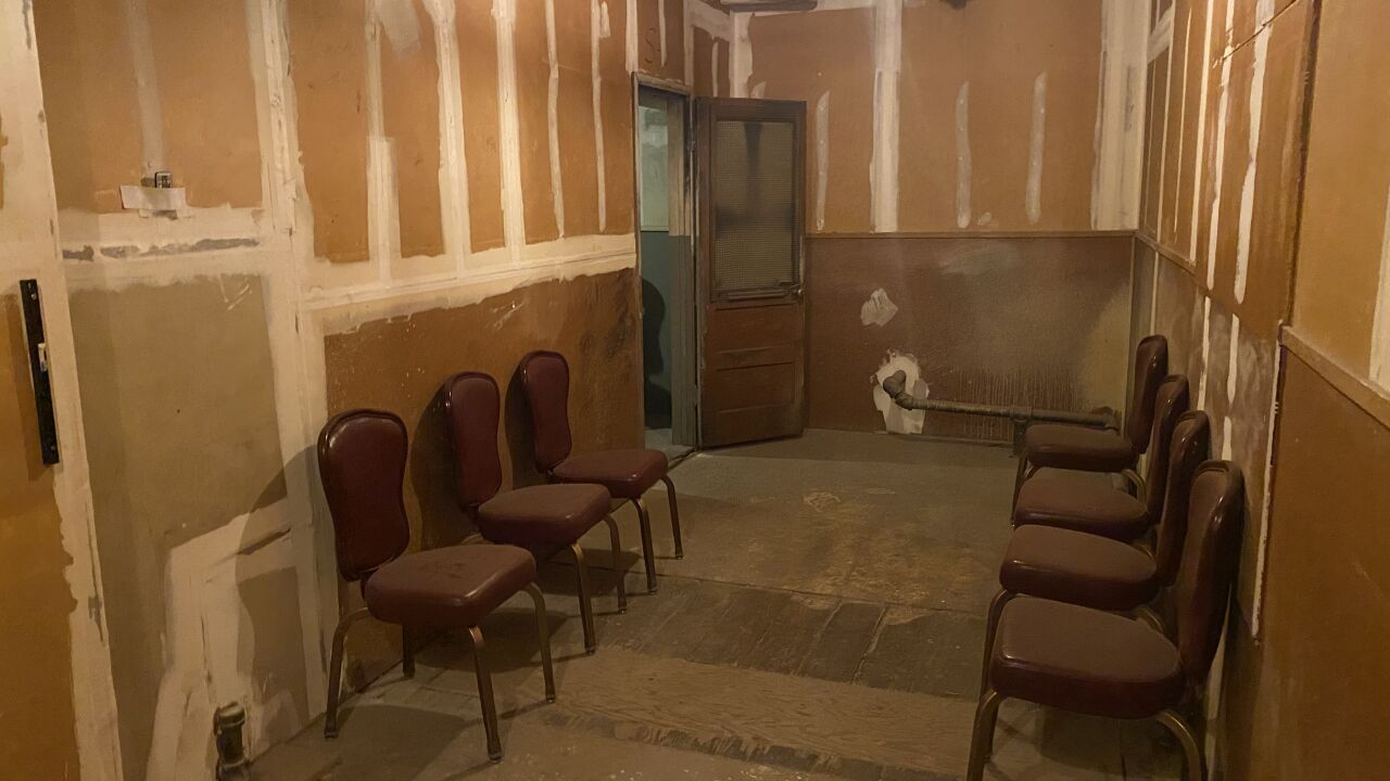 The historic and haunted Hotel Apache