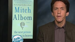 "Author Mitch Albom ""The Next Person You Meet in Heaven"""