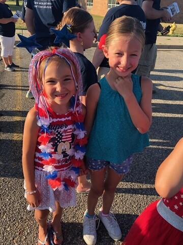 YES! Pics: Patriotic Kids