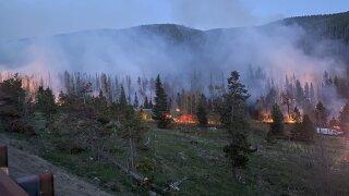 interstate 70 eastbound silverthorne wildfire.jpeg