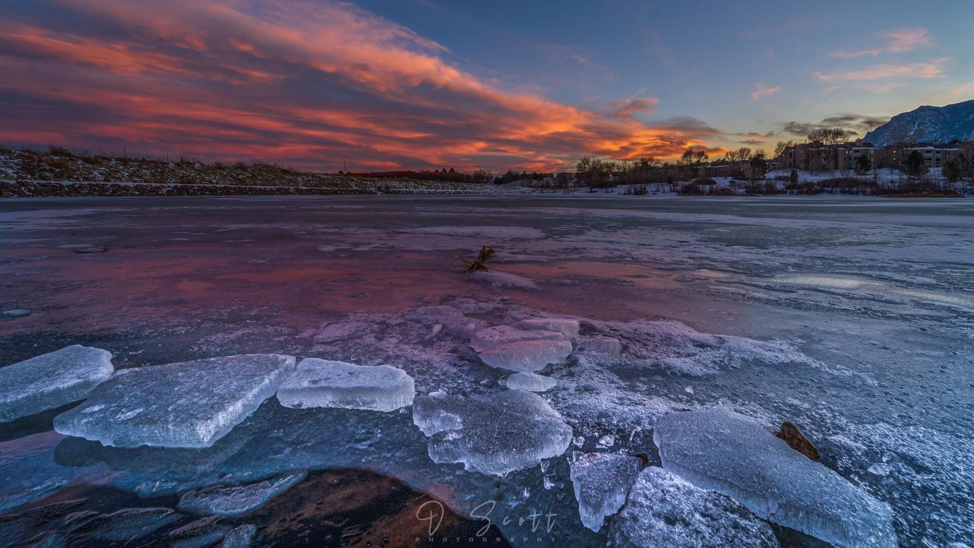 Quail Lake Sunset Daniel Forster.jpg