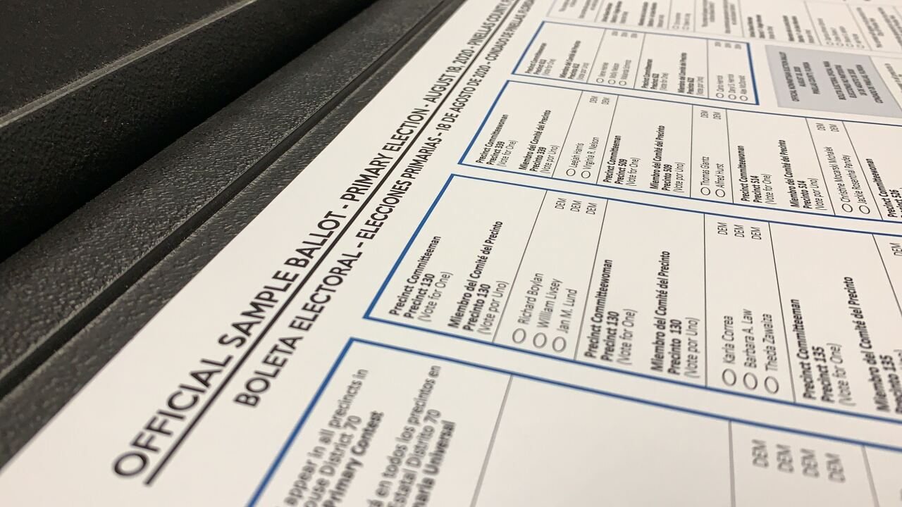 Thousands of vote-by-mail ballots in Florida flagged with problems