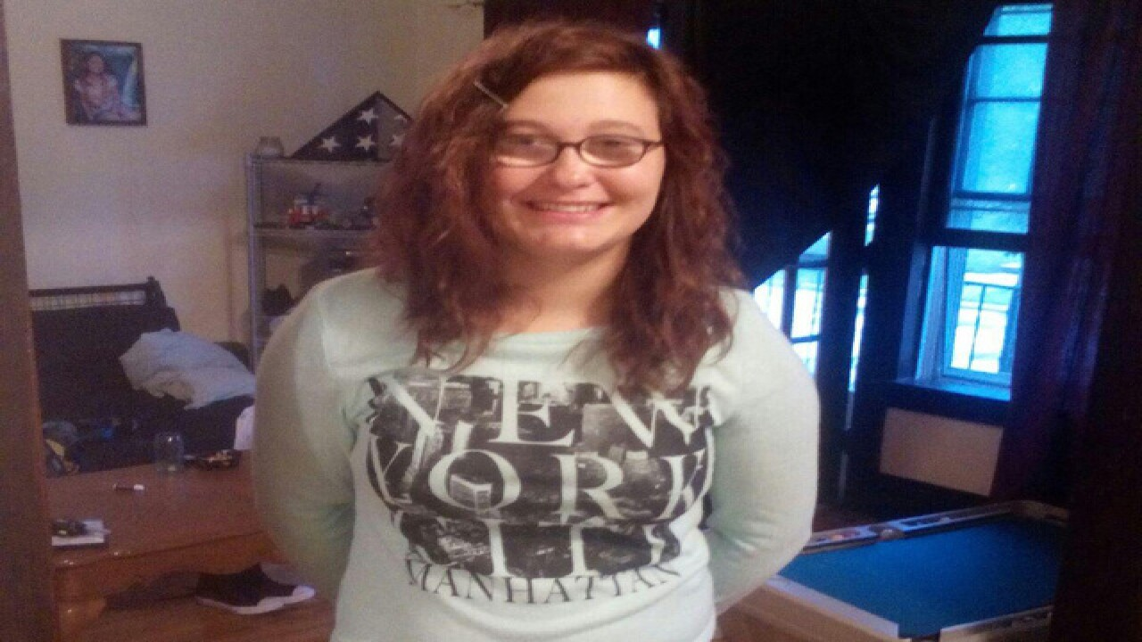POLICE: Missing teen held against her will