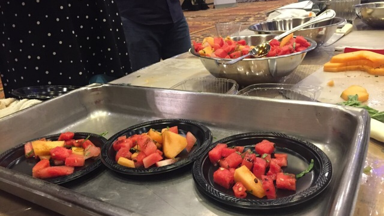 Finding ways to make school lunches healthier
