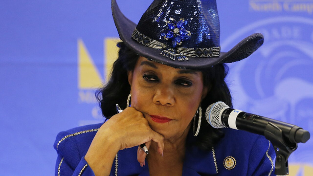 D.C. Daily: War of words continues between President Trump, Congresswoman Wilson