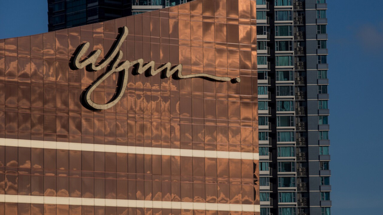 $6 million in chips stolen in Wynn Macau casino heist