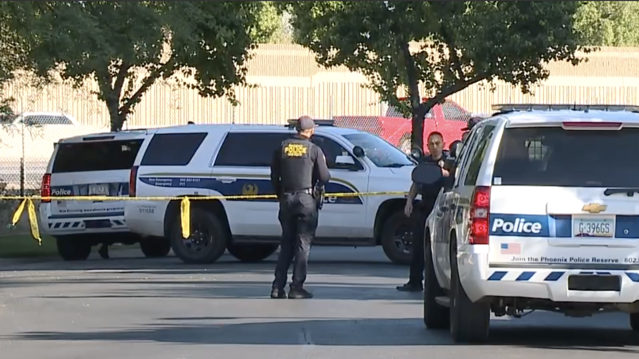 Infant found dead near 25th Avenue and Peoria