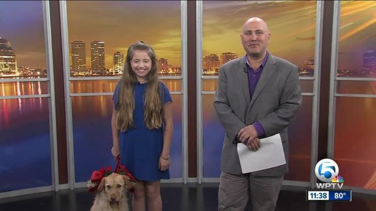 """Annie"" the Musical playing at the Wick Theatre through December 23"