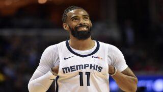AP source: Grizzlies trade guard Mike Conley to Utah Jazz