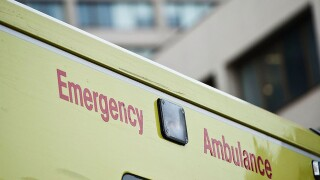 Man sues after drunkenly jumping from ambulance
