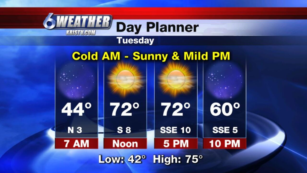 6WEATHER Day Planner for Tuesday 12-3-19.JPG