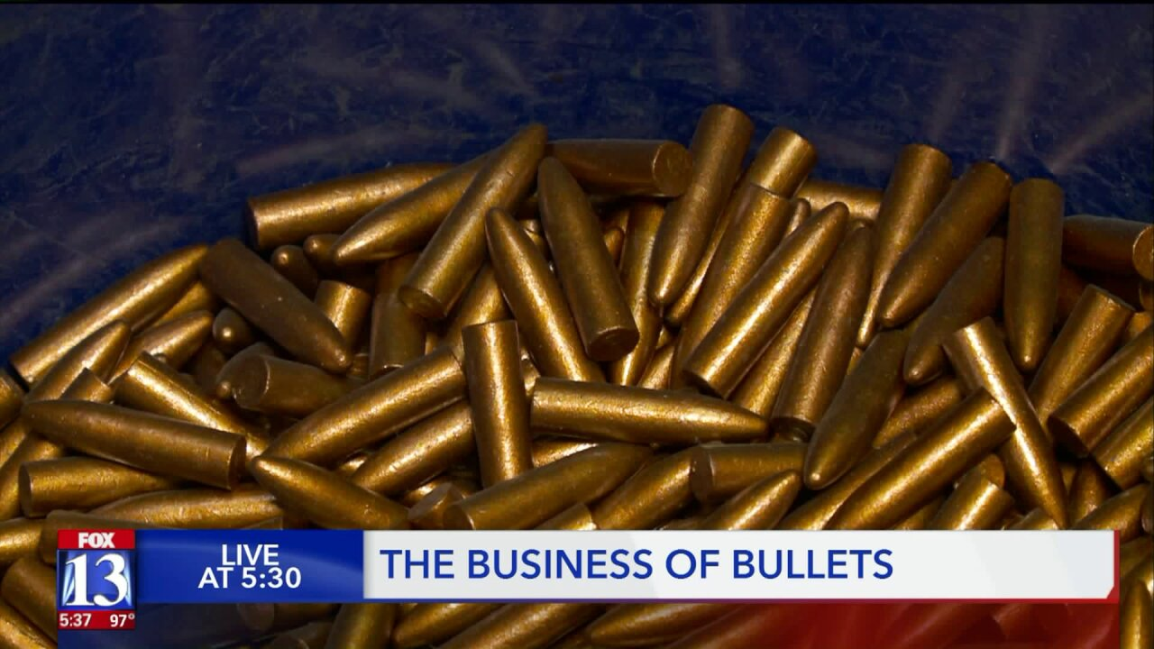 Walmart decision to not sell certain bullets good for localbusinesses