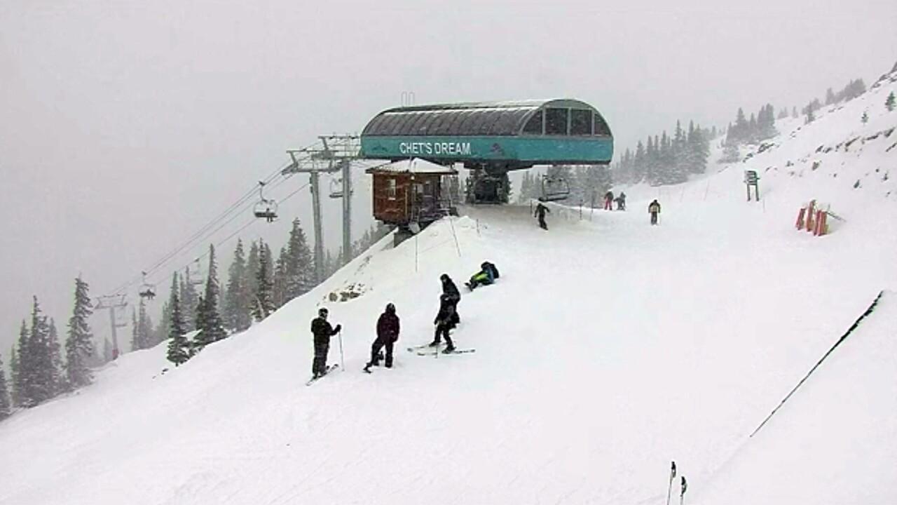Avalanche reported at Loveland Ski Area amid heavy snowfall, high ...