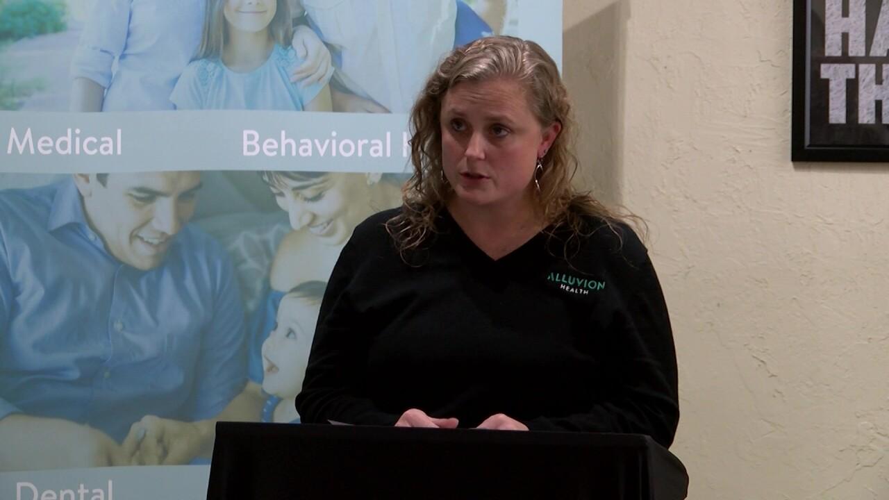 Alluvion Health CEO Trista Besich