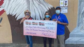 Kern Public Radio donates over $50,000 to Kern County Honor Flight