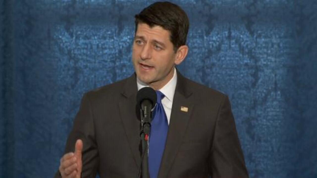 Paul Ryan reflects on 'great and lasting difference' in farewell address to Congress