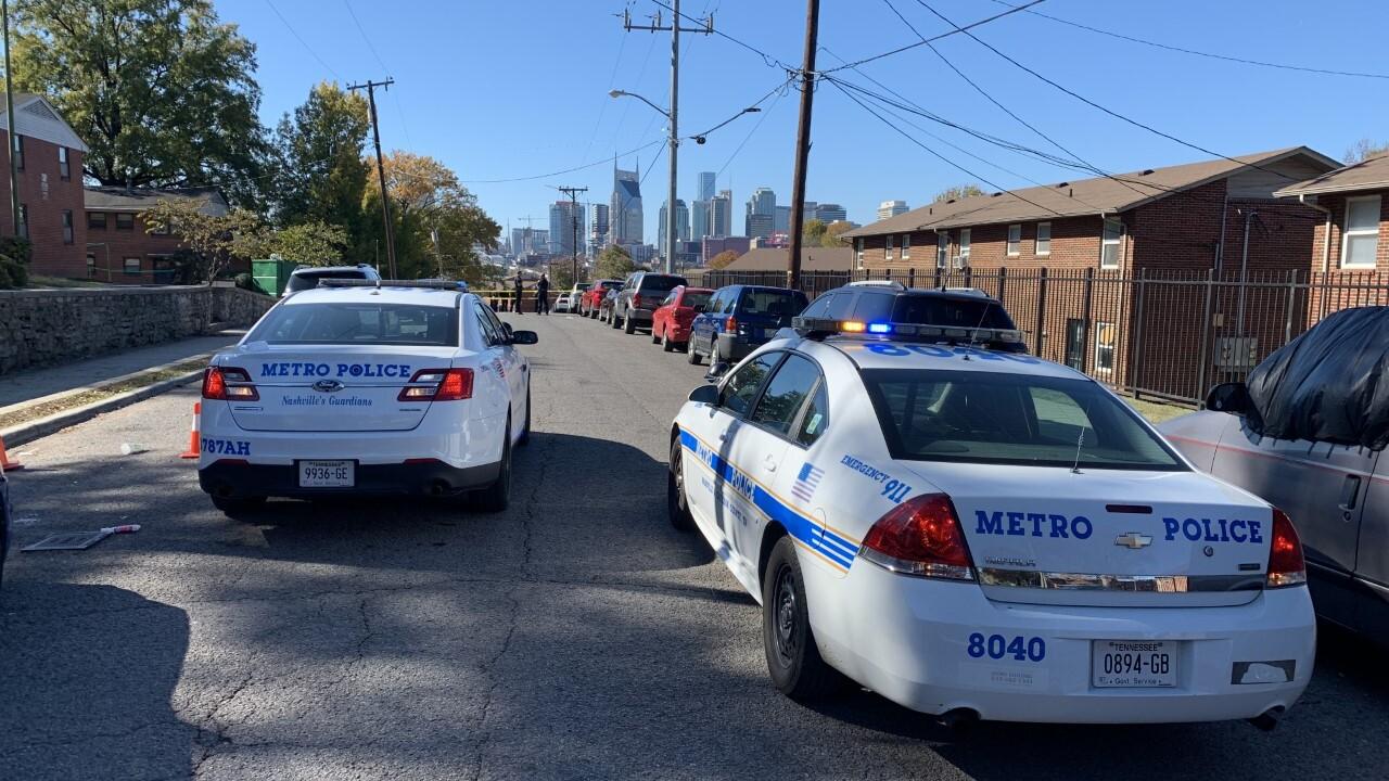 Shooting Victim Near Cayce Homes