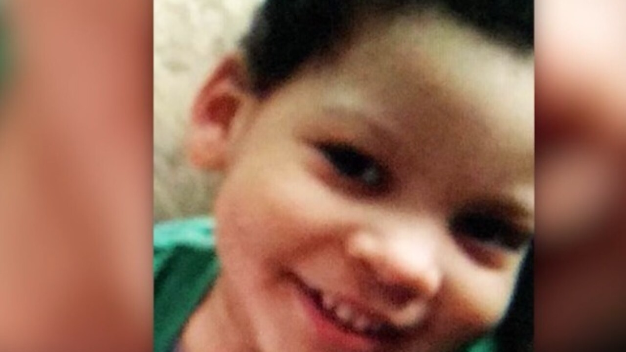 Remains of young boy found at New Mexico compound during search for missing toddler