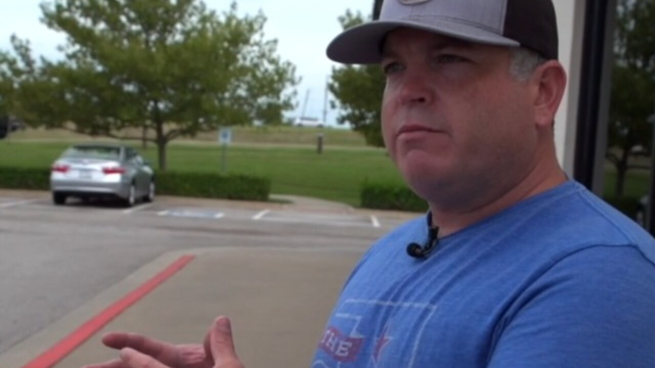 Armed citizen who took down Oklahoma City gunman shares story