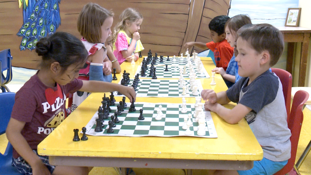 'Rook' no further: Virginia Beach is home to one of nation's top chess clubs