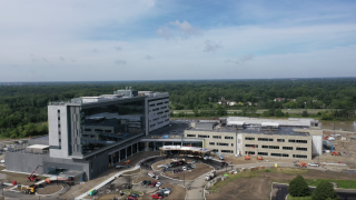McLaren's New Health Care Campus