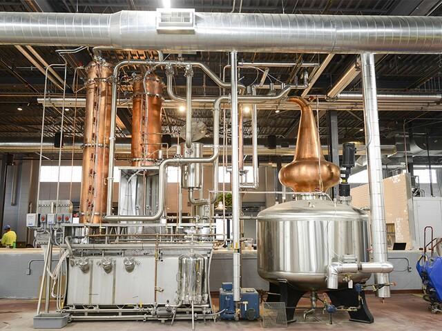 See inside Fairfax's Karrikin Spirits Co. before its grand opening