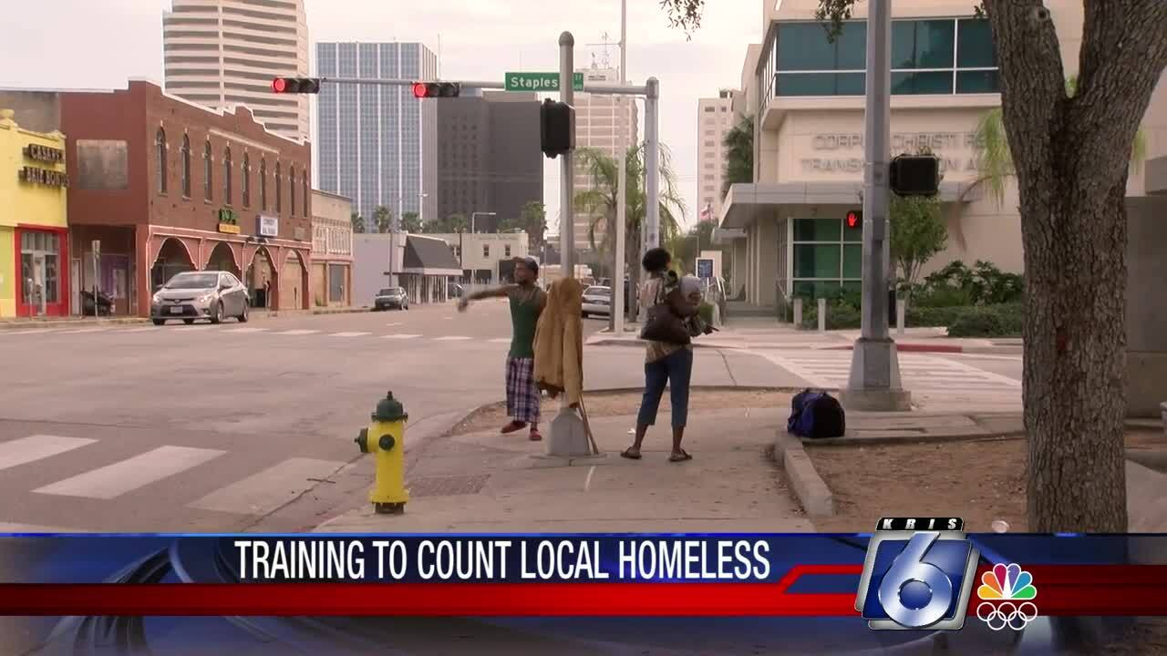 """Point in Time Count"" for local homeless"
