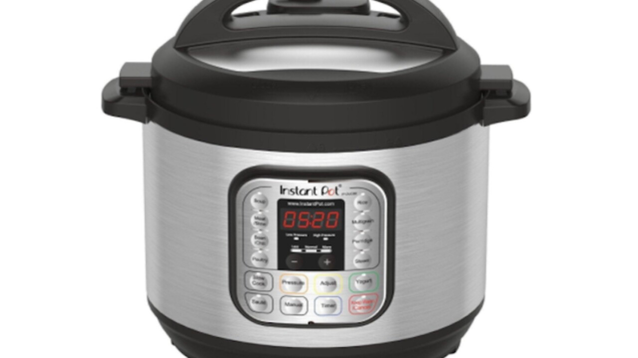 Amazon's popular Instant Pot deal is back today
