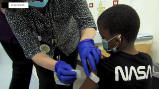 A clinical trial is now underway involving the Moderna COVID vaccine and more than 6,700 kids.