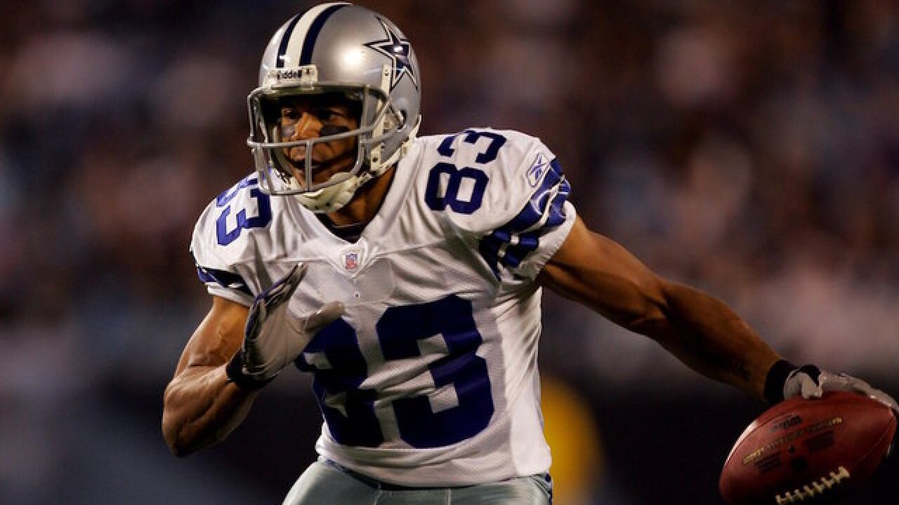 Former NFL player Terry Glenn dies in car crash