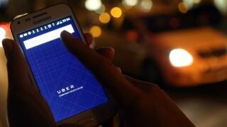 Uber now allows tipping in Cincinnati