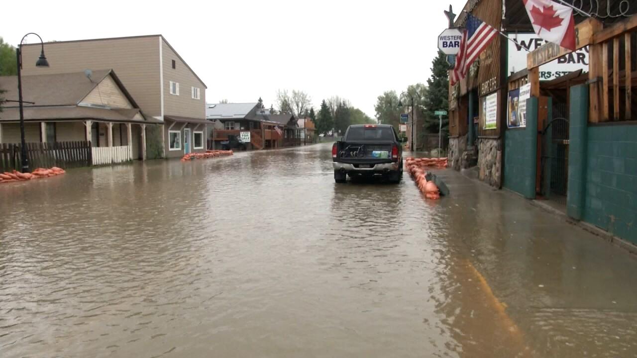 2019 Augusta Flooding