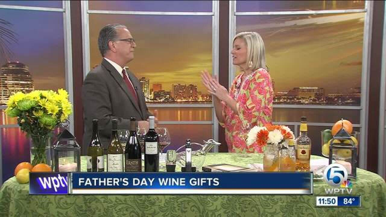 Father's Day wine-inspired gift ideas