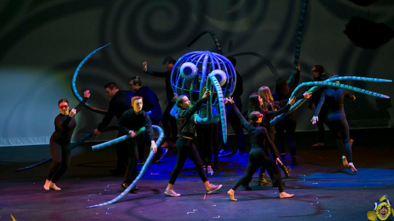'Loving the Arts' showcases student talent