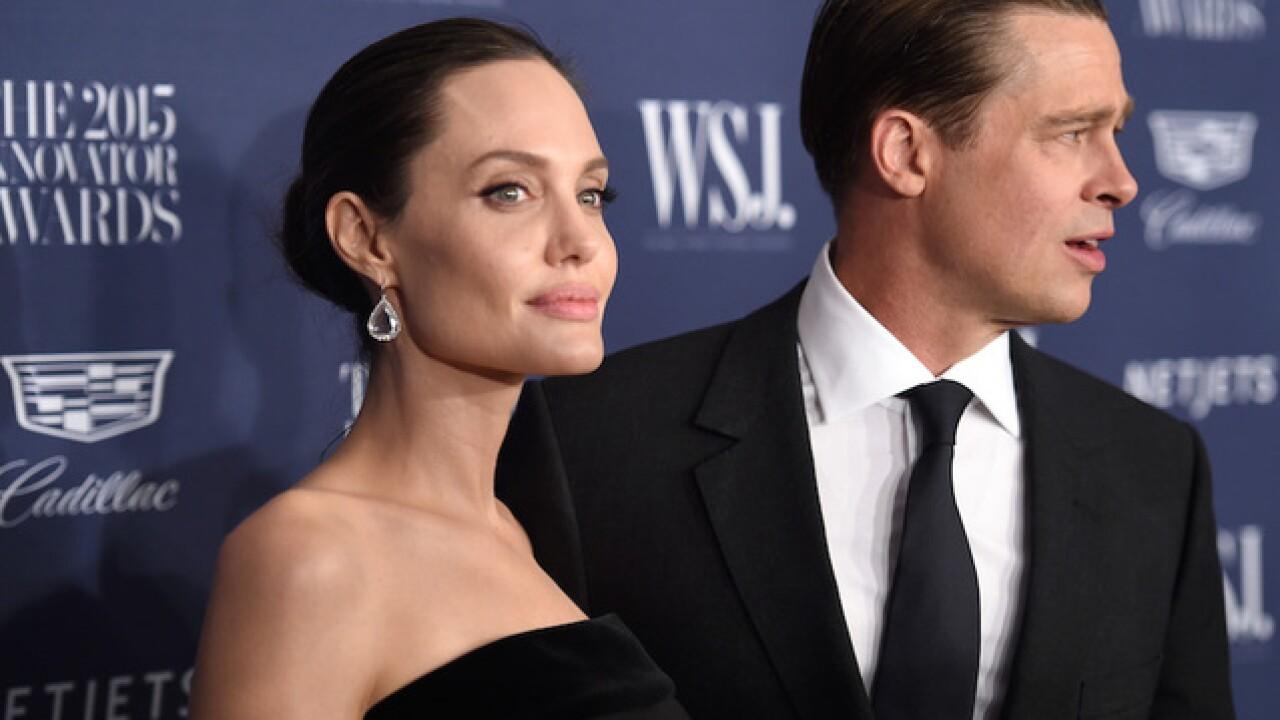 Angelina Jolie seeks to divorce Brad Pitt