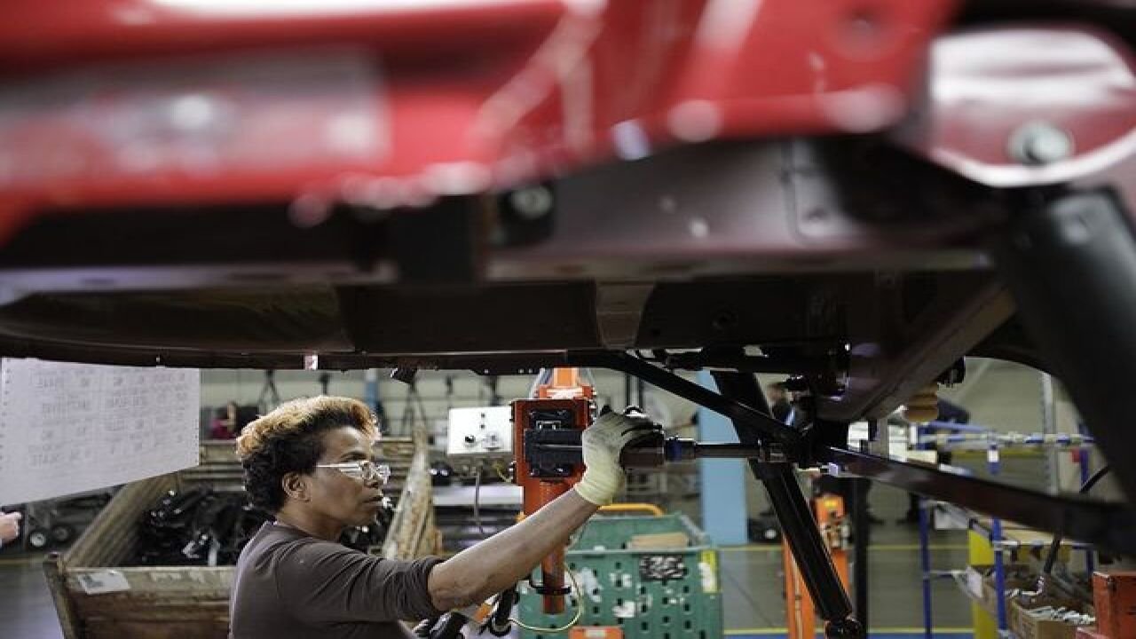 Ohioans anxious over lost jobs and global trade