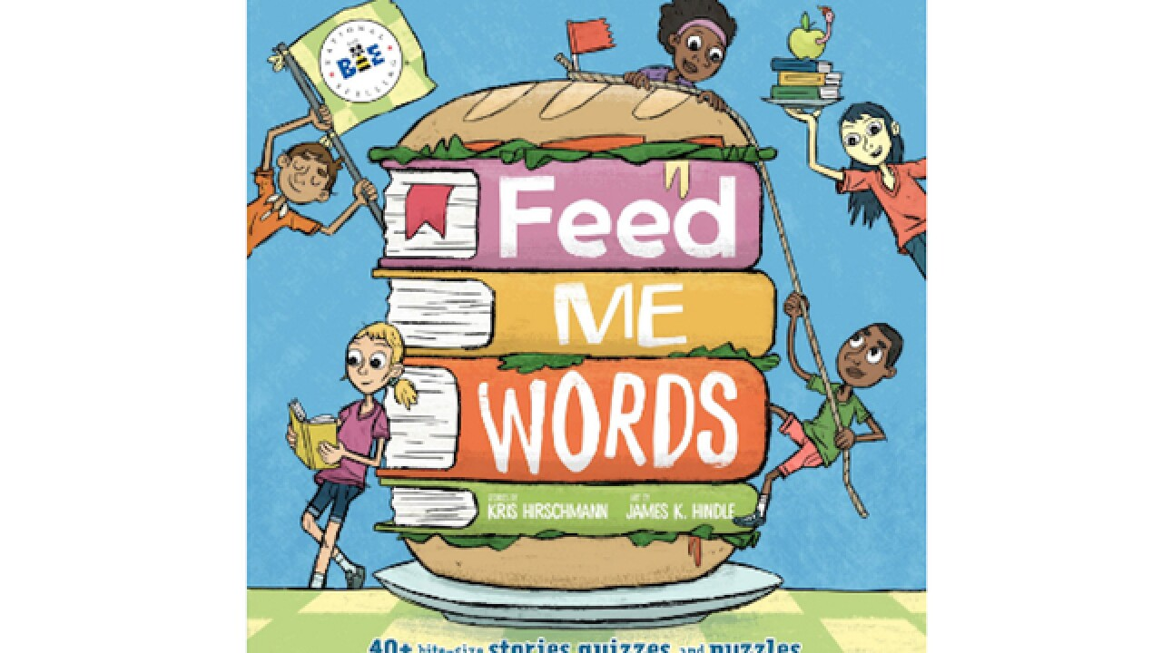 Scripps National Spelling Bee releases book for boosting children's vocabulary, grammar
