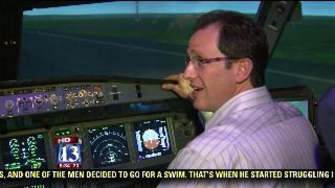Peek inside airlines high-tech training facility