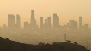 Air pollution ages your lungs faster and increases your risk of COPD, study says