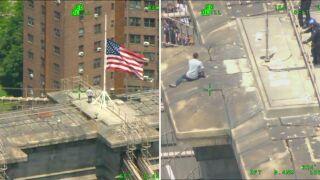Brooklyn bridge climber.jpg