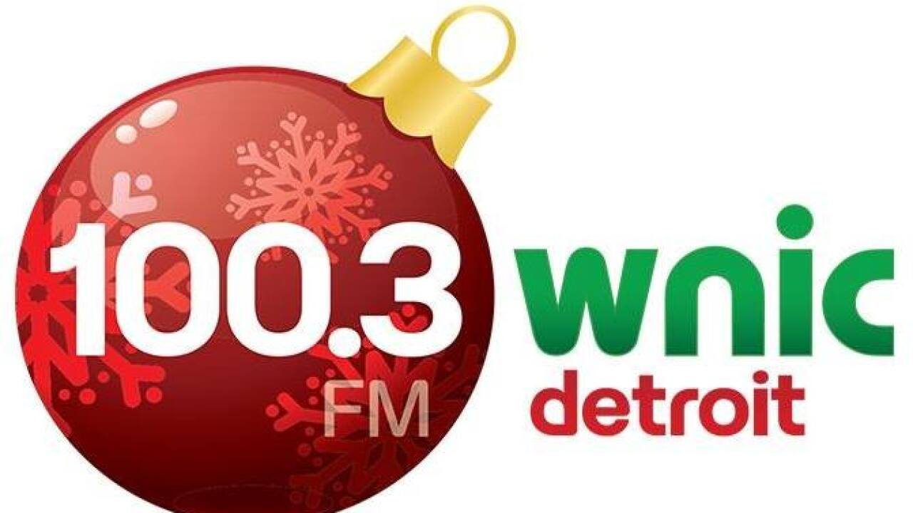 When Does Wnic Start Christmas Music 2020 100.3 WNIC officially flips the switch for Christmas music