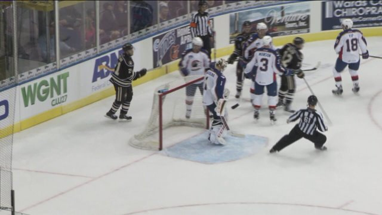 Fate of Norfolk Admirals to be decidedSunday