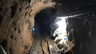 US Border Drug Tunnel