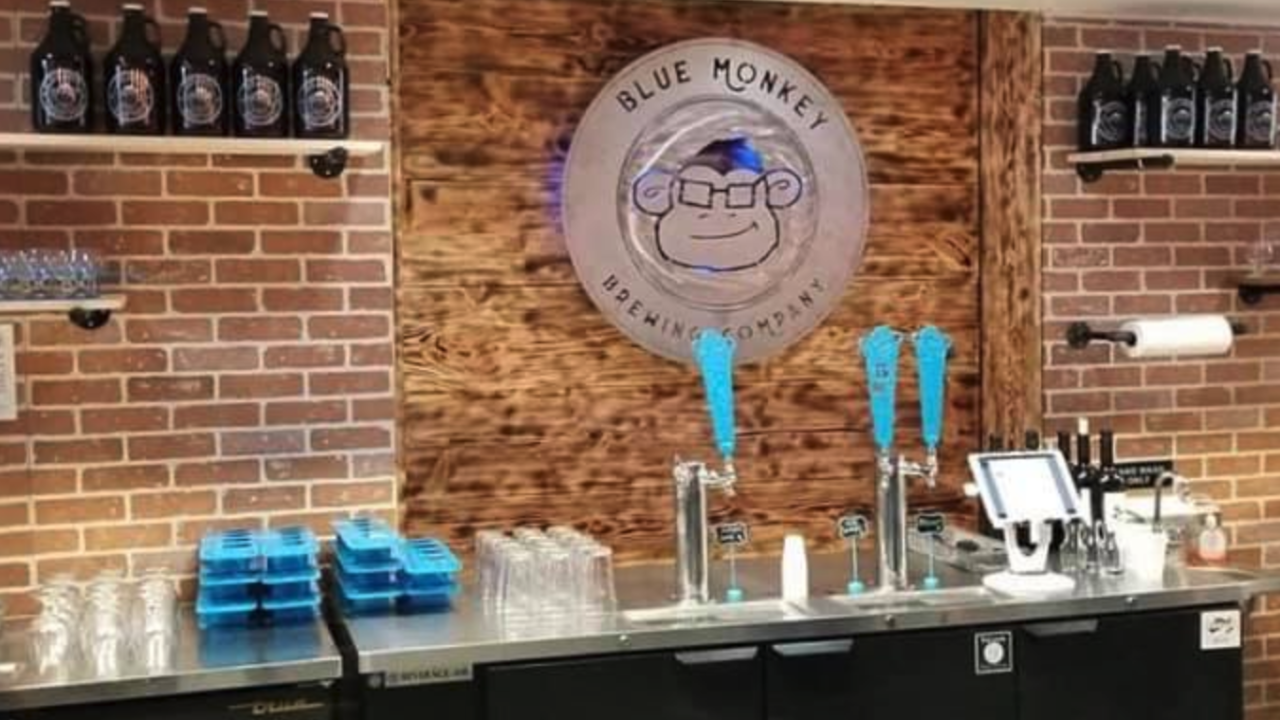 Blue Monkey Brewing Company