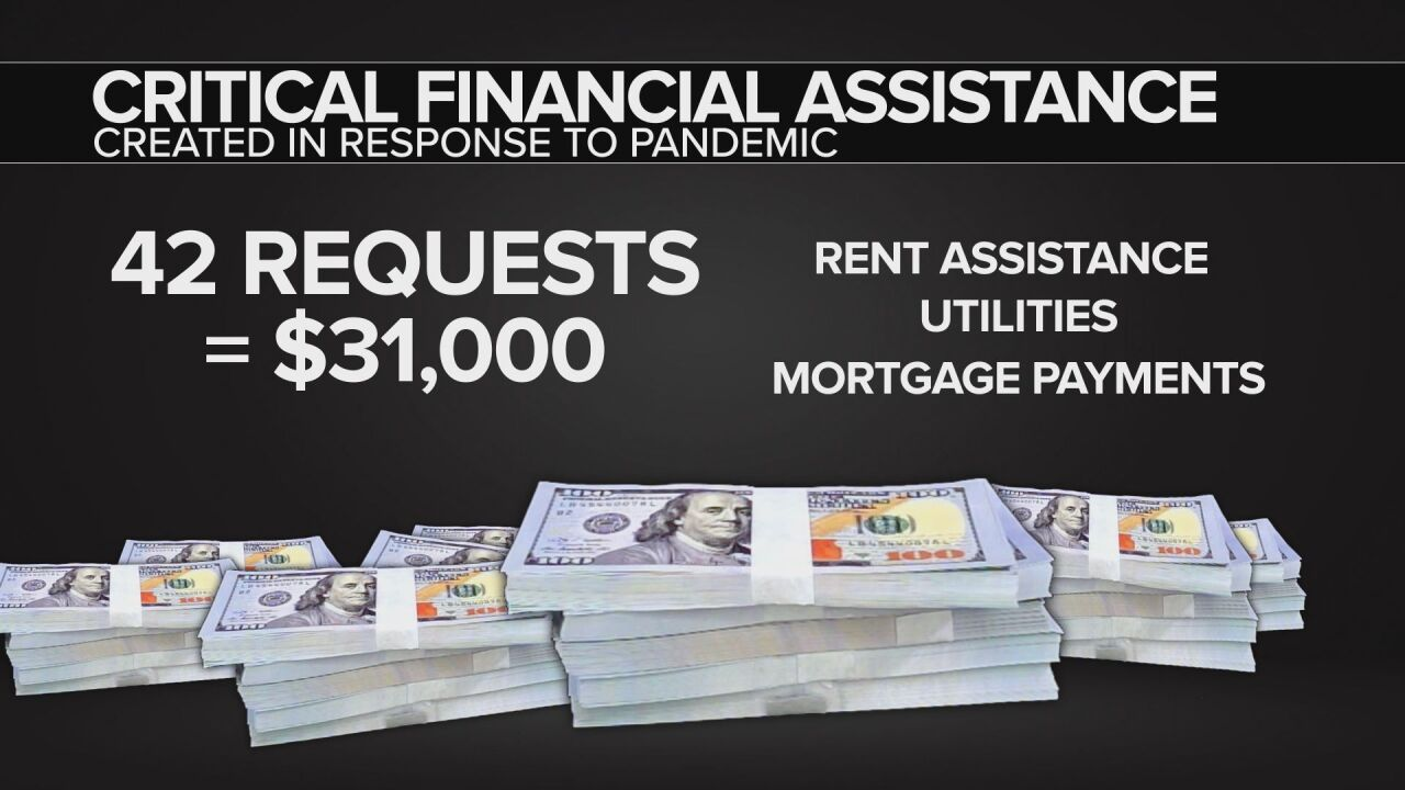 Operation Homefront Colorado Critical Financial Assistance