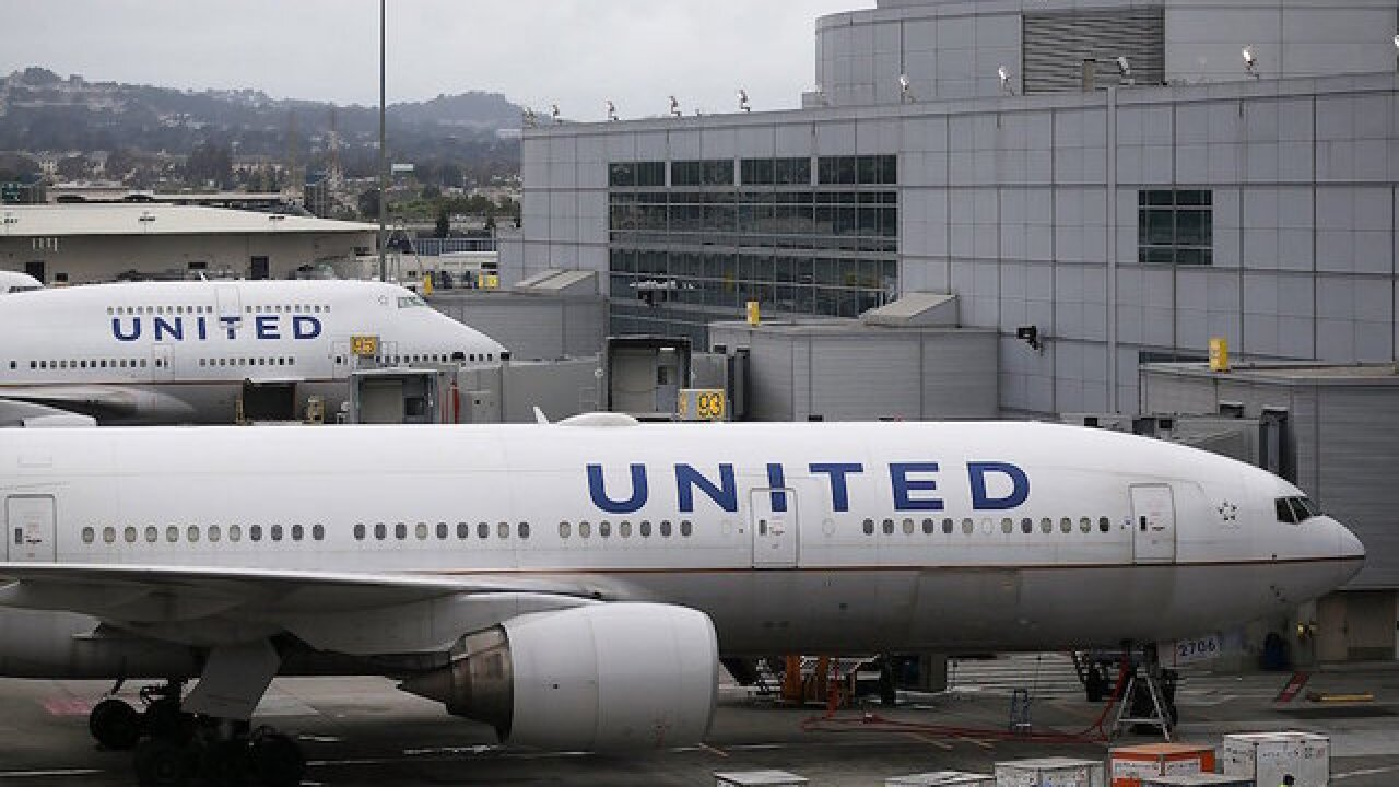 United Airlines flight diverted after third pet incident in a week