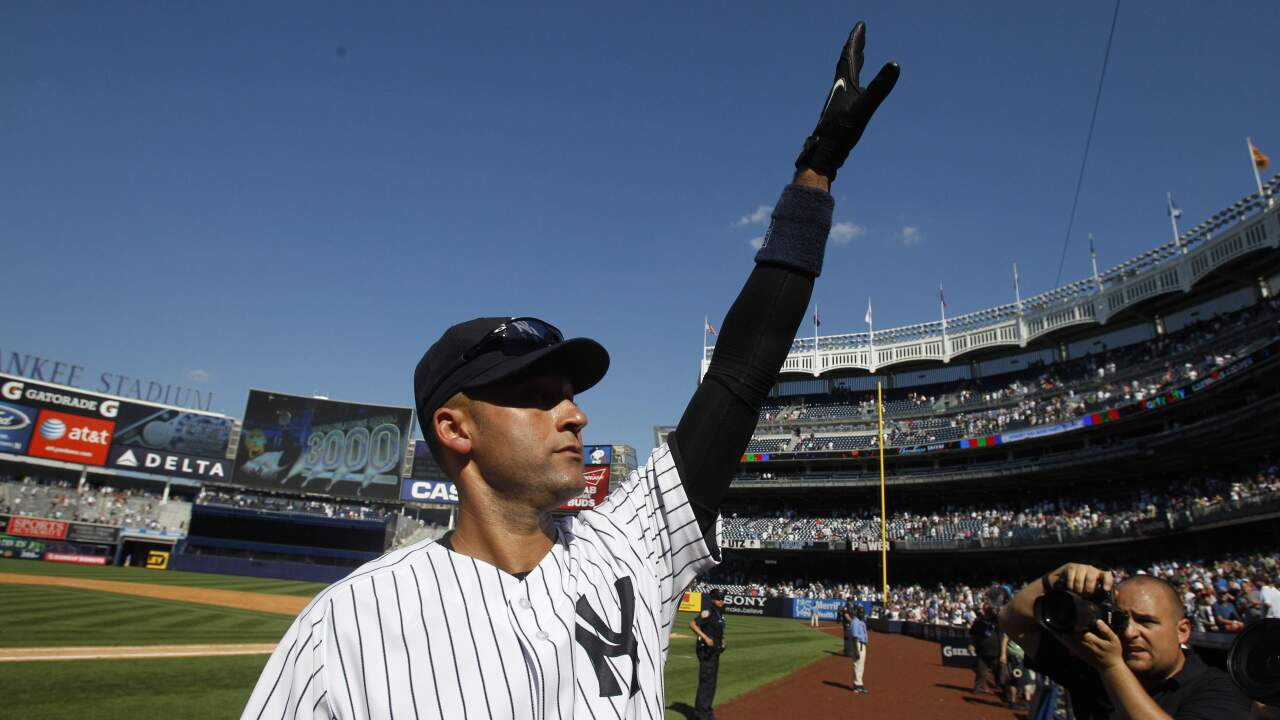Derek Jeter could be second player unanimously voted into Baseball Hall of Fame