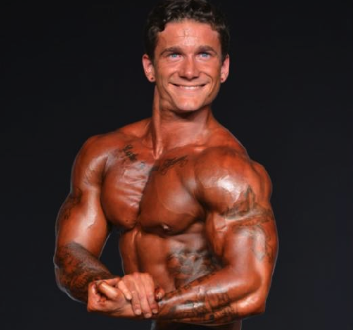 James Anderson bodybuilding